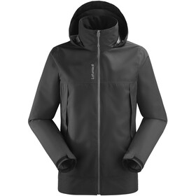 Lafuma Way GTX Veste zippée Homme, black/carbone grey